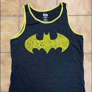 Batman muscle shirt